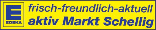Logo der Firma EDEKA Schellig, Oederan