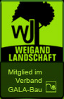 Logo der Weigand Landschaftsbau