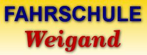 Logo der Firma Fahrschule Dietmar Weigand