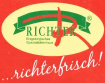 Logo der Firma Fleicherei Richter, Oederan