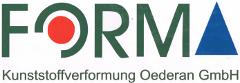 Logo der Firma FORMA Kunststoffverformung, Oederan