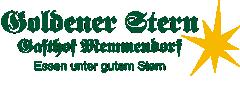 Logo der Firma Goldener Stern, Memmendorf