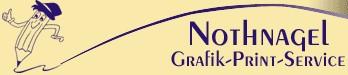 Logo der Firma Grafik Print Service Nothnagel, Inh. Claudia Stowasser, Oederan