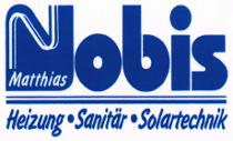 Logo der Firma Nobis - Heizung-Sanitär-Solartechnik, Oederan OT Börnichen