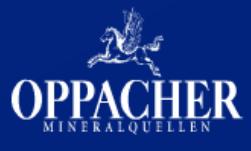 Logo der Firma Oppacher Mineralquellen GmbH & Co. KG