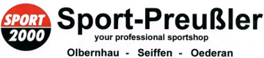 Logo der Firma Sport-Preußler, Oederan